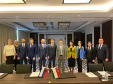 Подписан Меморандум об образовании рабочей группы о сотрудничестве и взаимодействии между Торговой Промышленной Палатой Республики Таджикистан и Ассоциацией Инвесторов и Предпринимателей внешнеэкономического развития «Международная Деловая Корпорация» г. Санкт- Петербурга